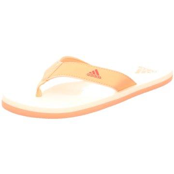adidas Offene SchuheBeach Thong 2 K rosa