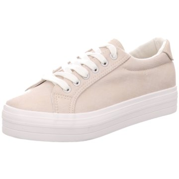 Idana Plateau Sneaker beige