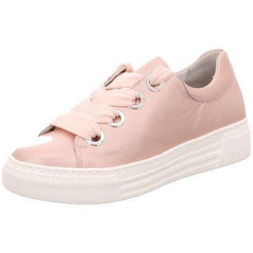 Gabor Sneaker Low rosa
