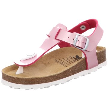 Brütting Offene Schuhe rosa