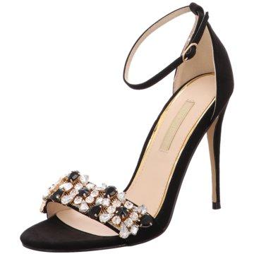 Primadonna Sandalette schwarz