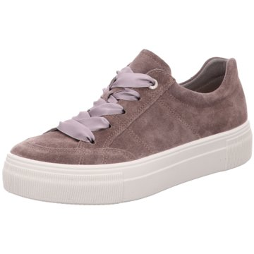 Legero Plateau Sneaker braun