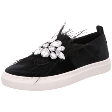 Paola Fiorenza Top Trends Slipper schwarz