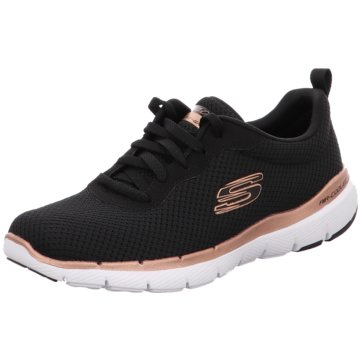 Skechers Sneaker LowFlex Appeal 3.0 First Insight schwarz
