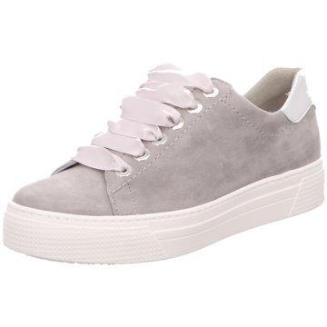 Semler Sneaker Low grau