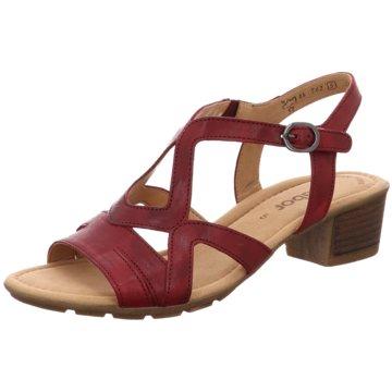 da56d96d3742 Gabor Sale - Damen Sandaletten jetzt reduziert kaufen   schuhe.de