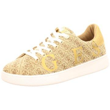 Guess Sneaker gold