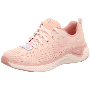 Skechers Sportlicher SchnürschuhSneaker rosa