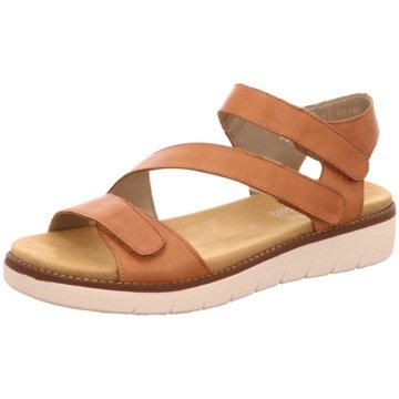 Remonte Komfort SandaleD20 braun