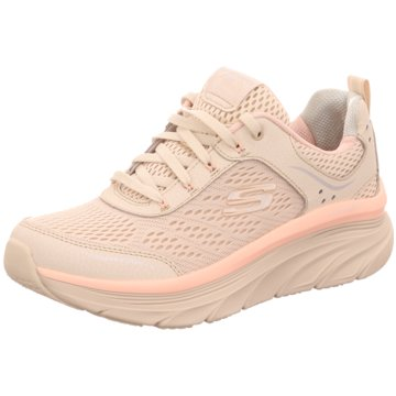 Skechers Plateau Sneaker weiß