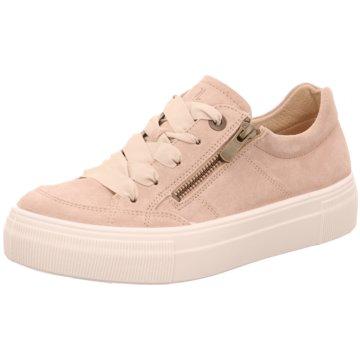 Legero Plateau Sneaker rosa