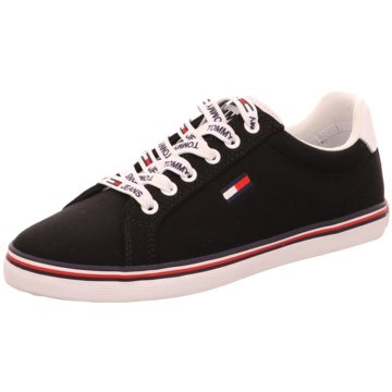 Tommy Hilfiger Sneaker LowEssential Lace Up Sneaker schwarz