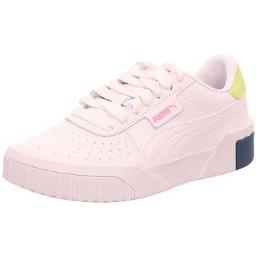 Puma Sneaker LowCali Wn  s weiß