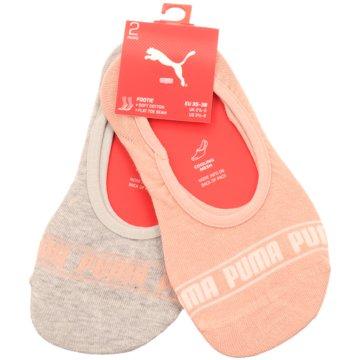Puma Socken & Strumpfhosen lachs
