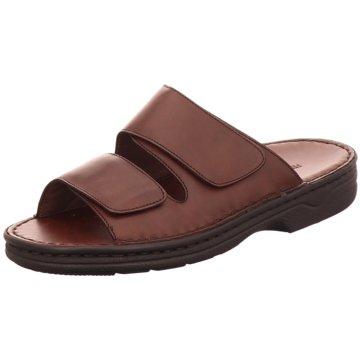 Baldessarini Komfort Sandale braun