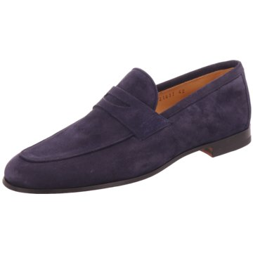 Magnanni Business Slipper blau