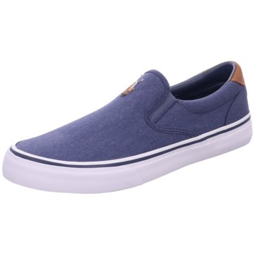 Polo Ralph Lauren Slipper blau