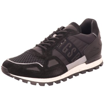 Bikkembergs Sneaker Low schwarz