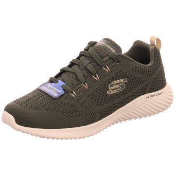 Skechers Sneaker Low oliv