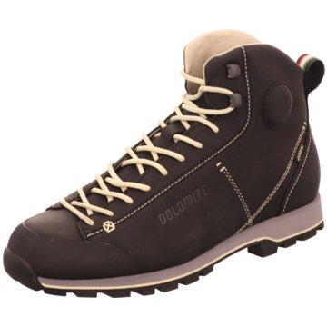 Dolomite Komfort Stiefel schwarz