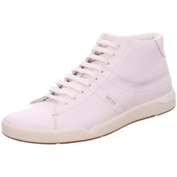 Hugo Boss Sneaker High weiß