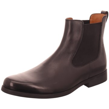 Weber Schuhe Chelsea Boot schwarz