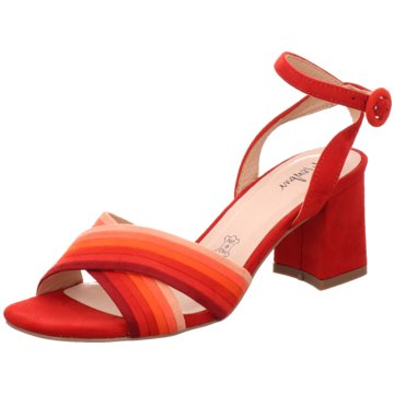 Menbur Top Trends Sandaletten bunt