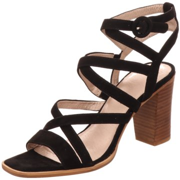 SPM Shoes & Boots Riemchensandalette schwarz