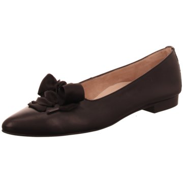 Paul Green Eleganter Ballerina3731 schwarz