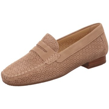 Sioux Hochfront Slipper beige