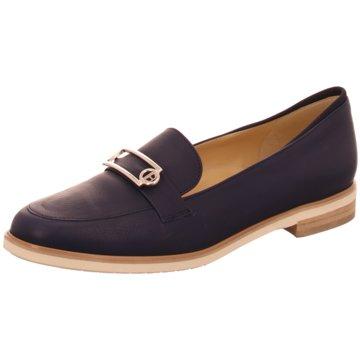 Brunate Klassischer Slipper blau