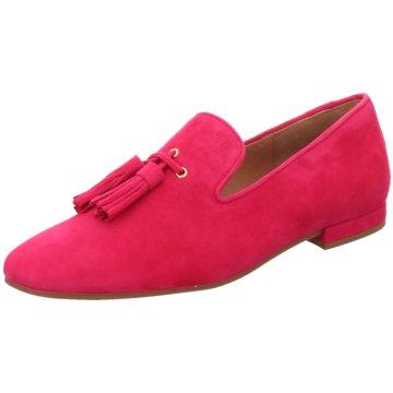 Pedro Miralles Klassischer Slipper pink