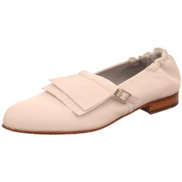 Corvari Top Trends Slipper weiß