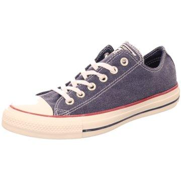 Converse Sneaker LowCTAS OX blau