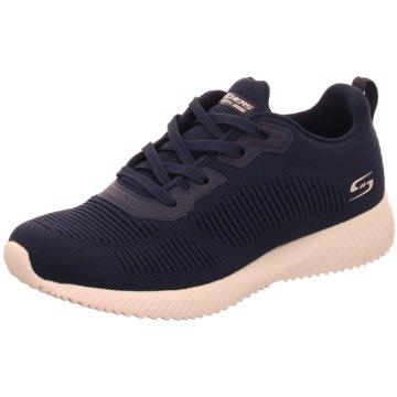 Skechers Sneaker LowTough Talk blau