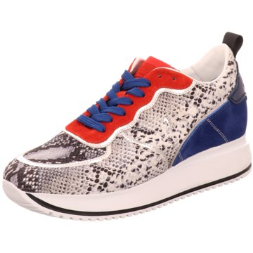 La Martina Plateau Sneaker animal