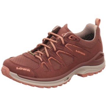 LOWA Outdoor Schuh rosa
