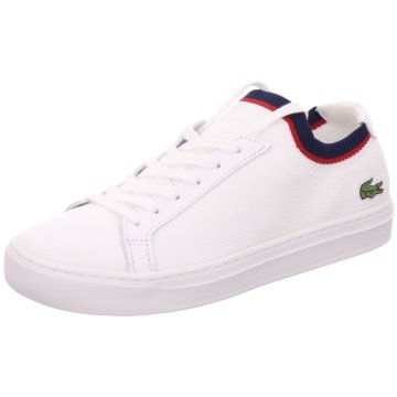 Lacoste Casual Basics weiß