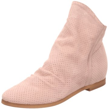 SPM Shoes & Boots Klassische Stiefelette rosa