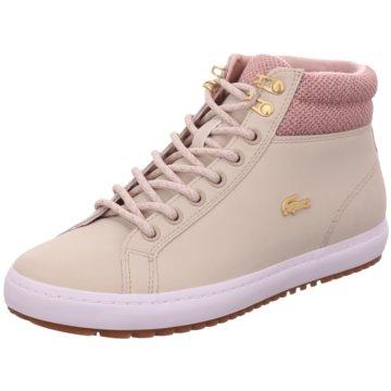 Lacoste Sneaker High beige