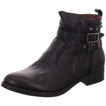 Nero Giardini Klassische Stiefelette schwarz