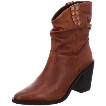 SPM Shoes & Boots Westernstiefelette braun