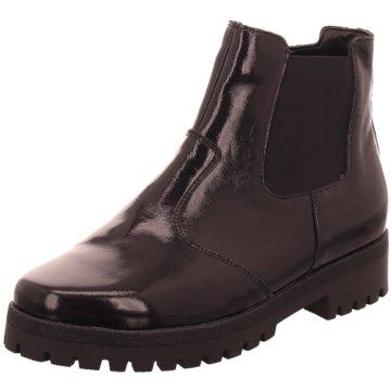 Waldläufer Chelsea Boot schwarz