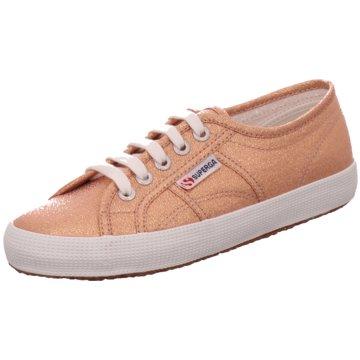 Superga Sneaker Low gold