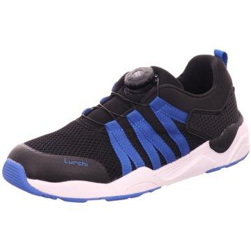 Lurchi Sneaker Low schwarz