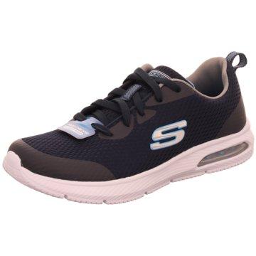 Skechers Schnürschuh blau