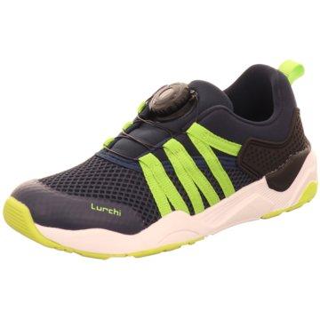 Lurchi Sneaker Low blau