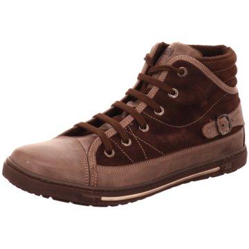 Lepi Sneaker High braun
