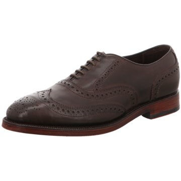 Allen Edmonds Business Schnürschuh braun