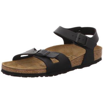 Birkenstock SandaleSchnallenschuh schwarz